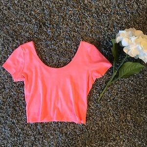 Hollister Crop Top - M